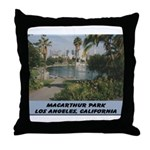 Macarthur Park Throw Pillow