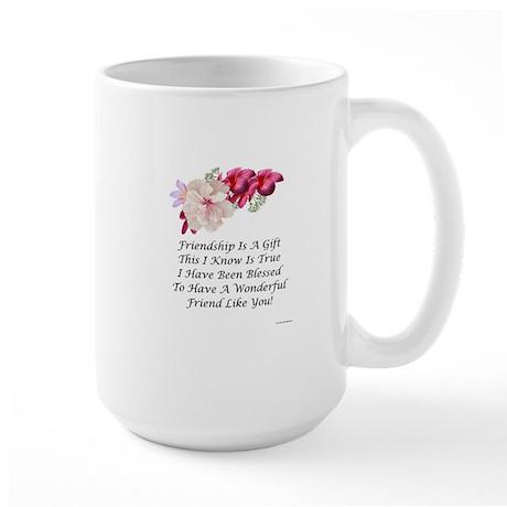 Gift of Friendship Mugs