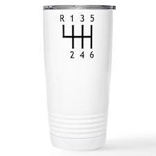 Gearshift - Race Travel Mug