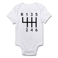 Gearshift - Race Infant Bodysuit