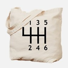 Gearshift - Race Tote Bag