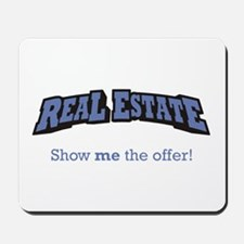 Real Estate / Offer Mousepad