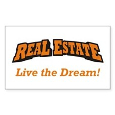 Real Estate / Dream Decal