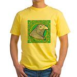 Decorative Muff Gamecock Yellow T-Shirt