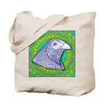 Decorative Muff Gamecock Tote Bag