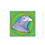 Decorative Muff Gamecock Postcards (Package of 8)