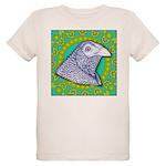 Decorative Muff Gamecock Organic Kids T-Shirt