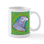 Decorative Muff Gamecock Mug