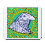 Decorative Muff Gamecock Mousepad