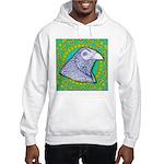 Decorative Muff Gamecock Hooded Sweatshirt