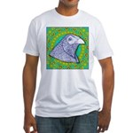 Decorative Muff Gamecock Fitted T-Shirt