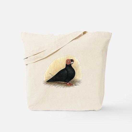 Barb Pigeon Tote Bag