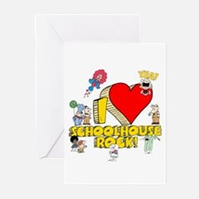 I Heart Schoolhouse Rock! Greeting Cards (Pk of 20