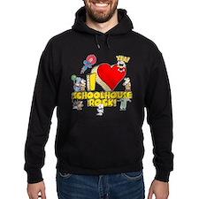 I Heart Schoolhouse Rock! Hoodie