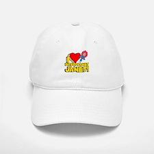 I Heart Interplanet Janet! Baseball Baseball Cap