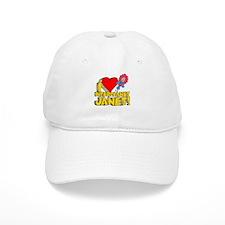I Heart Interplanet Janet! Baseball Cap