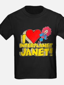 I Heart Interplanet Janet! T