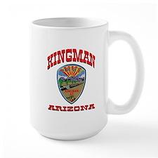 Kingman Police Mug