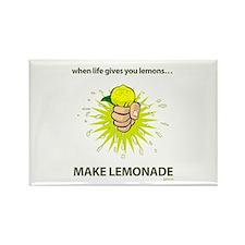 Make lemonade - Rectangle Magnet