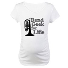 Band Geek for Life Shirt