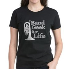 Band Geek for Life Tee