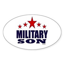 Military Son Decal