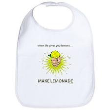 Make lemonade - Bib