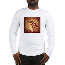 Cute Kevin bacon Long Sleeve T-Shirt