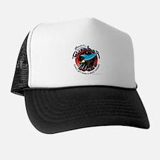 Cute Waxing Trucker Hat