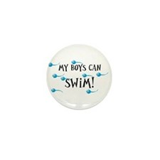 New Section Mini Button (10 pack)