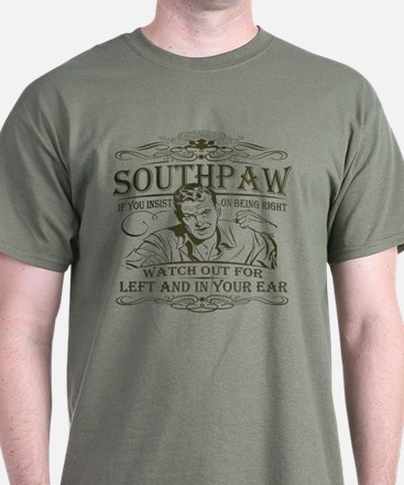 Southpaw (in your ear) T-Shirt