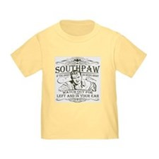 Southpaw (in your ear) T