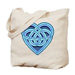 Adanvdo Heartknot Tote Bag