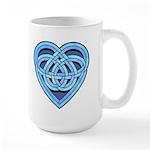 Adanvdo Heartknot Large Mug
