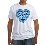 Adanvdo Heartknot Fitted T-Shirt