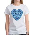 Adanvdo Heartknot Women's T-Shirt