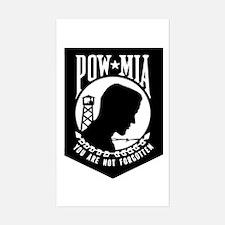 POW/MIA Decal