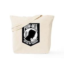 POW/MIA Tote Bag