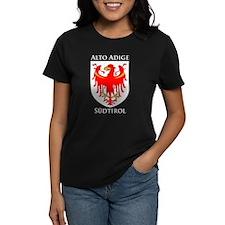 Alto Adige Sudtirol Graphic White Text T-Shirt