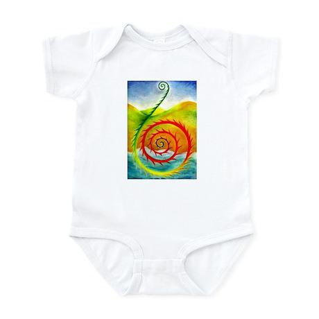 Koru Range Infant Bodysuit