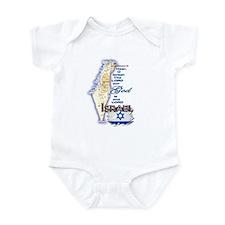 Deuteronomy 6:4 - Infant Bodysuit