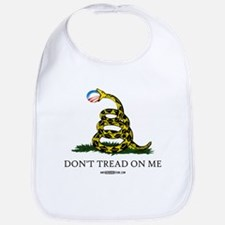 Anti-Obama Gadsden Flag Bib
