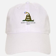 Anti-Obama Gadsden Flag Baseball Baseball Cap
