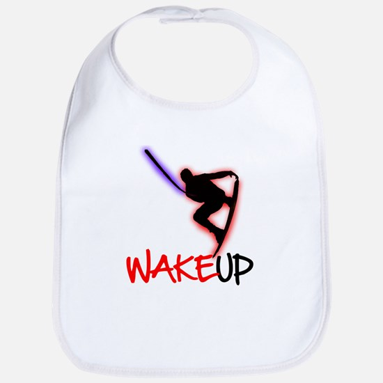 Wake Up Red/Purple Bib