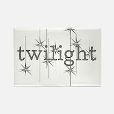 'Twilight' Rectangle Magnet