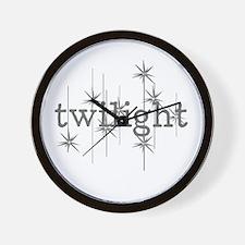 'Twilight' Wall Clock