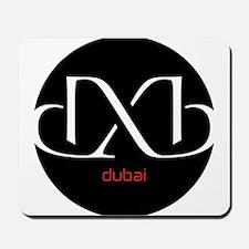 DXB Dubai Mousepad
