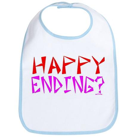 HAPPY ENDING Bib