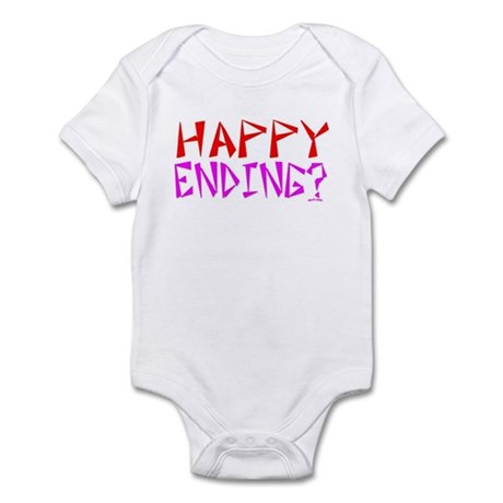 HAPPY ENDING Infant Creeper