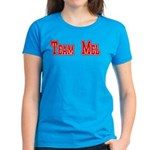 Team Mel (Plain) Women's Dark T-Shirt